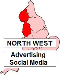 north west advertising, social media services