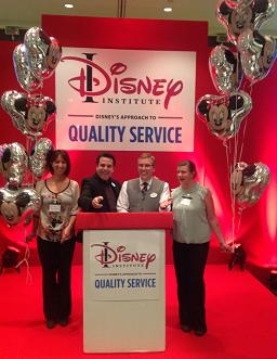 disney training london